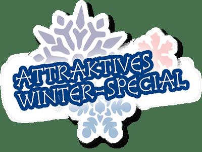 Attraktives Winter-Special