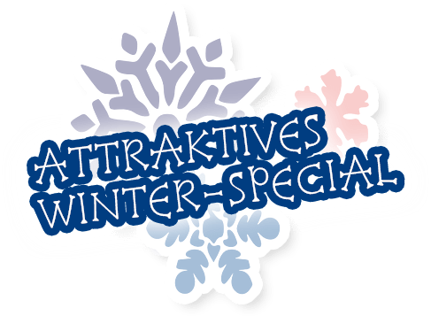 Attraktives Winter-Spezial