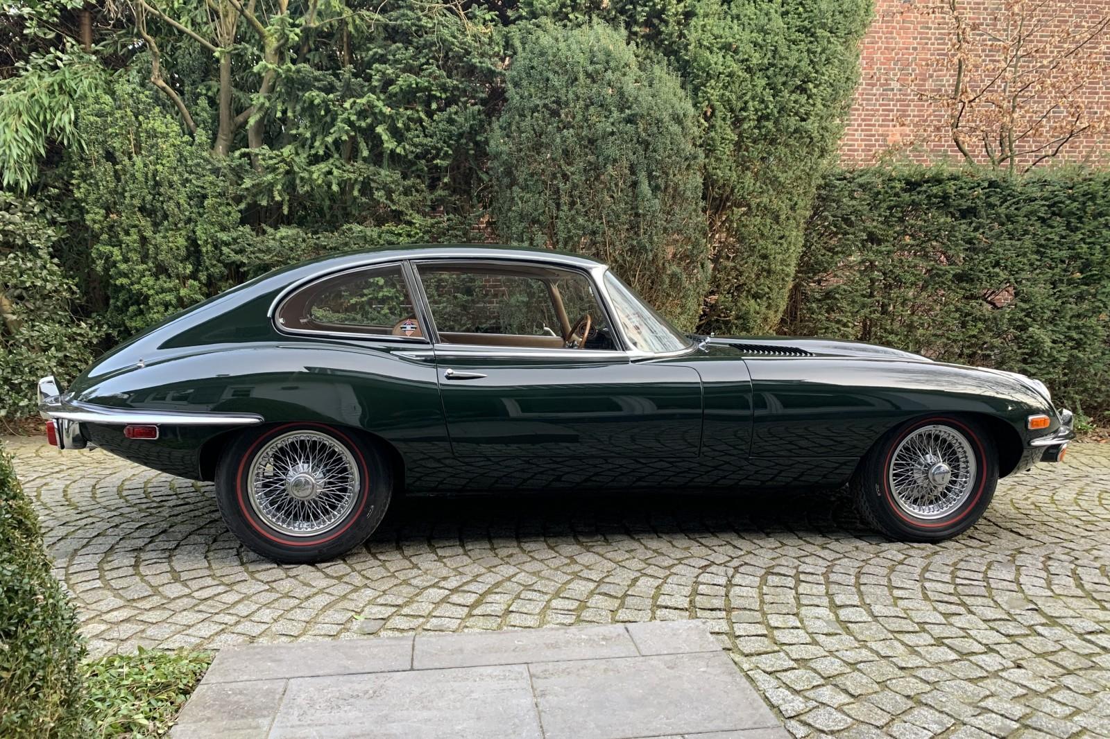 Jaguar E-Type Oldtimer-mieten-Hamburg